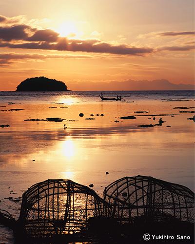 リペ島 タルタオ国立公園 タイ