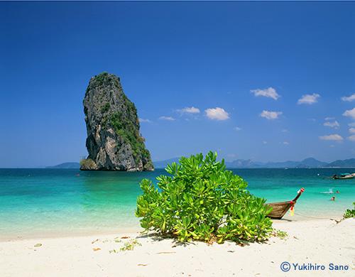 ボダ島 クラビー タイ