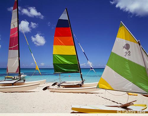 ニュープロビデンス島 バハマ