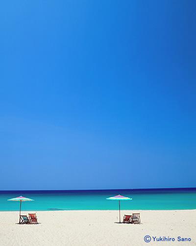 スーリンビーチ プーケット島 タイ