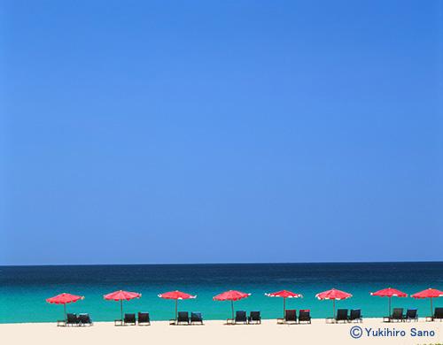 カロンビーチ プーケット島 タイ